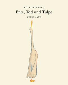 Buchumschlag: Erlbruch, Ente Tod und Tulpe